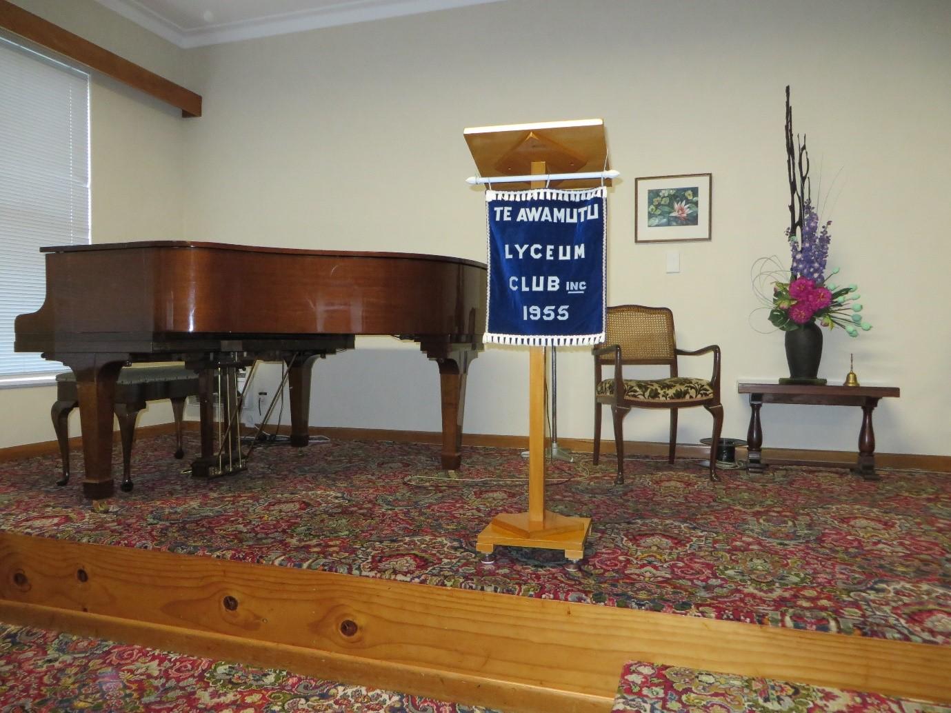 Te Awamutu Lyceum Club Int. Inc.